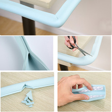 Hot Selling 2M U Shape Baby Safety Soft Corner Edge Foam Guard Cushion for Glass Table