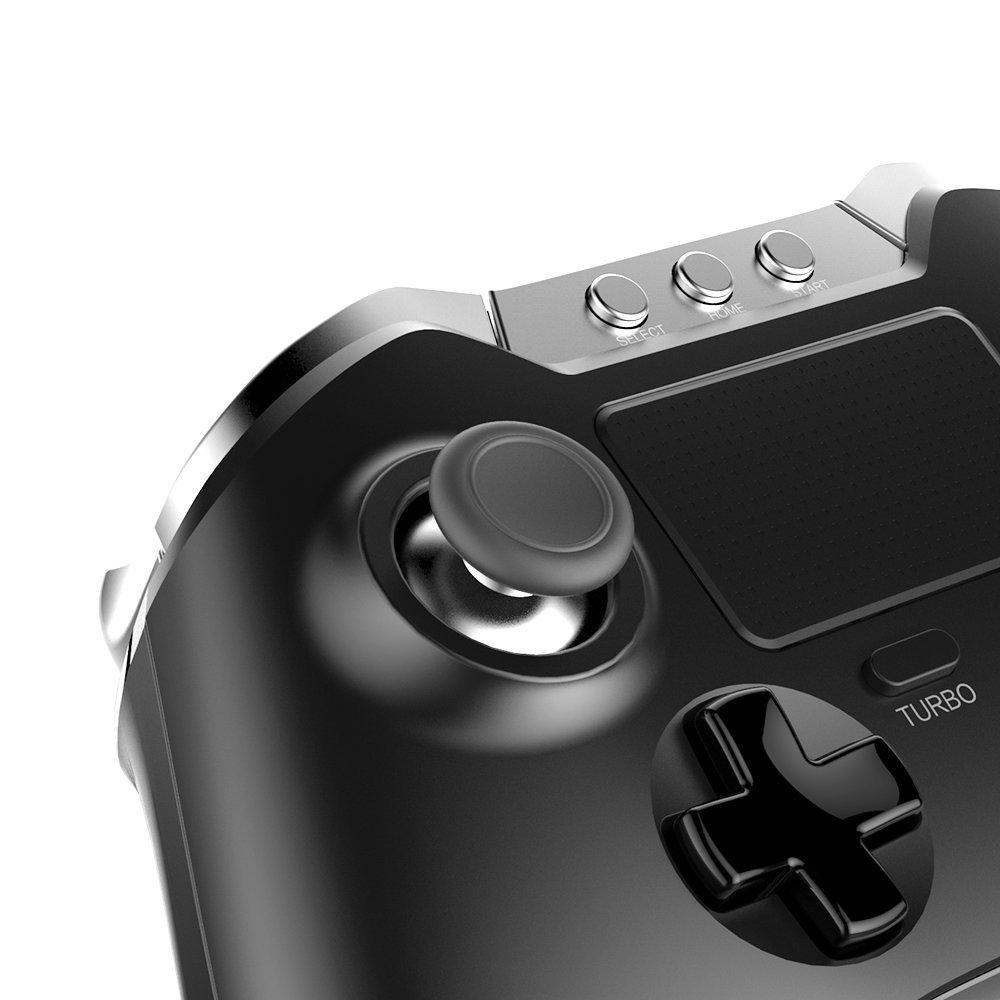 Contrôleur de jeu intelligent sans fil Joystick Bluetooth Android manette de jeu contrôleur de contrôle pour Smartphone Android tablette PC - 5