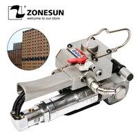Herramienta neumática para flejes de plástico ZONESUN AQD 25 Para PP por cinta|tool tool|tools plastic|tool strap -