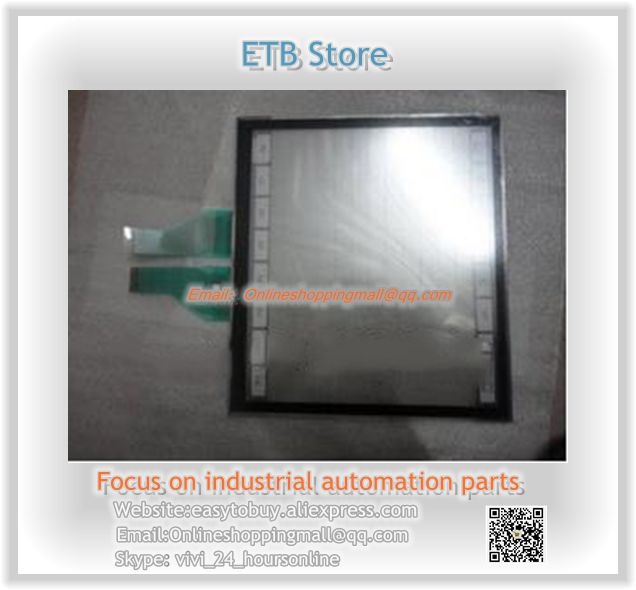 NEW FP-VM-4-M0 Touch Screen Panel new touch screen glass panel for fp vm 4 s0 repair