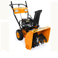2017 new arrival 13HP power 71cm 375cc 4 Stage Snow thrower with high quality motor