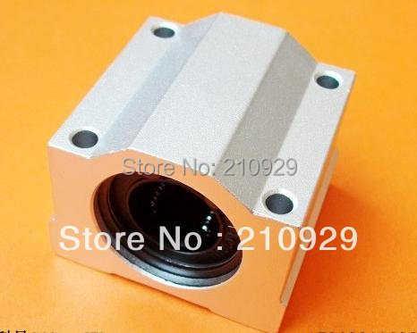 4pcs/packs  SCS40UU  linear guideway  block