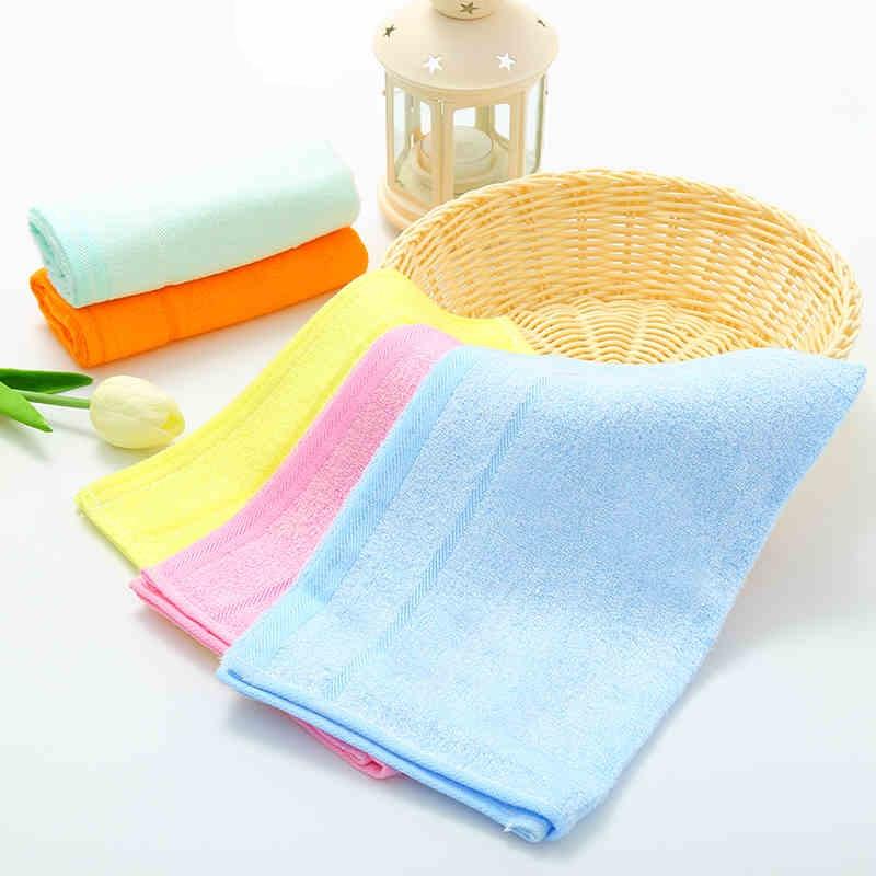 Small Towel: Microfiber Newborn Baby Towel Bath Bamboo Toalha Banho
