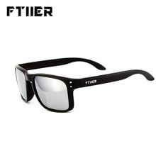 Модные солнцезащитные очки, поляризационные солнцезащитные очки для мужчин и женщин, классический дизайн, универсальные зеркальные очки для езды на велосипеде