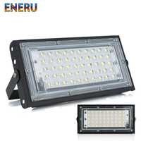 50W LED lumière d'inondation AC 220V 230V 240V projecteur extérieur projecteur IP65 LED étanche lampadaire paysage éclairage