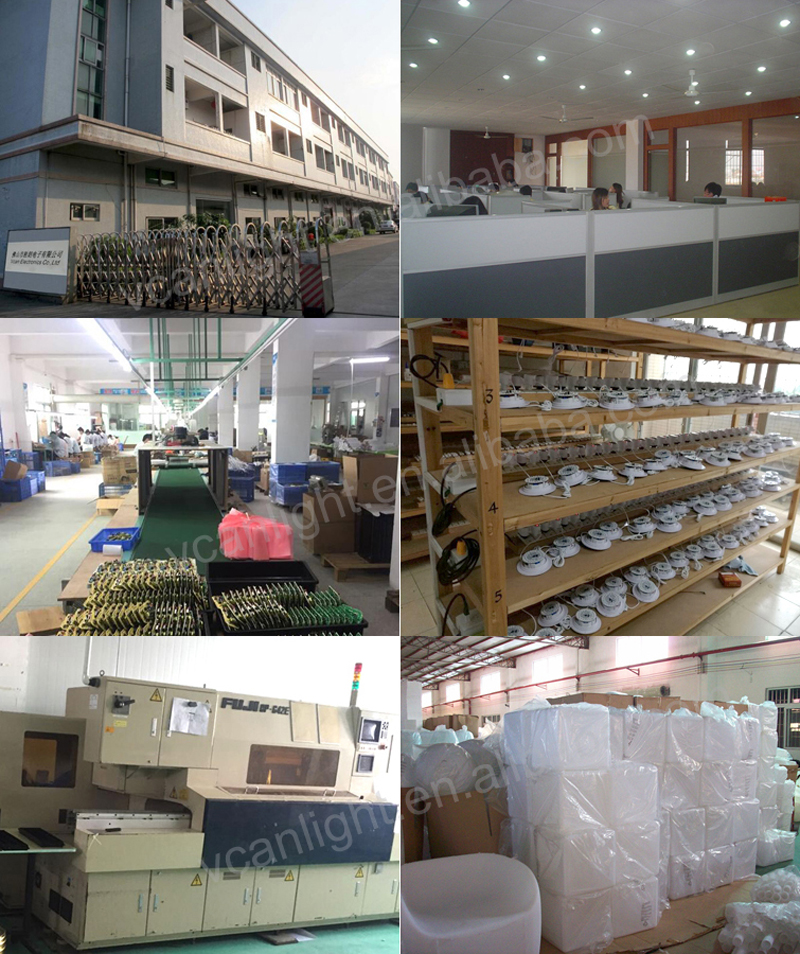 factory for wireless led lighting system
