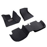 Автомобильный ковер коврики кожаные аксессуары для блеск h3 Защитные чехлы для сидений, сшитые специально для Roewe 350 360 550 rx5 rx3 BMW 5 серии GT F07 F10