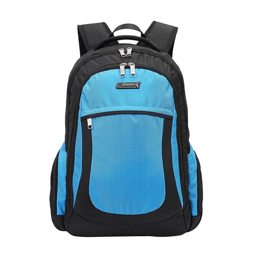 ФОТО High Quality New Fashion Men Backpack Unisex Shoulder Bag Teenagers Laptop Computer Bags Rucksack School Bag Travel Backpacks