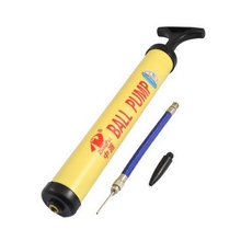 1pc Useful Manual Ball Pump with Pin Adapter Inflatable Basketball Football Soccer Goods Sporting Supplies