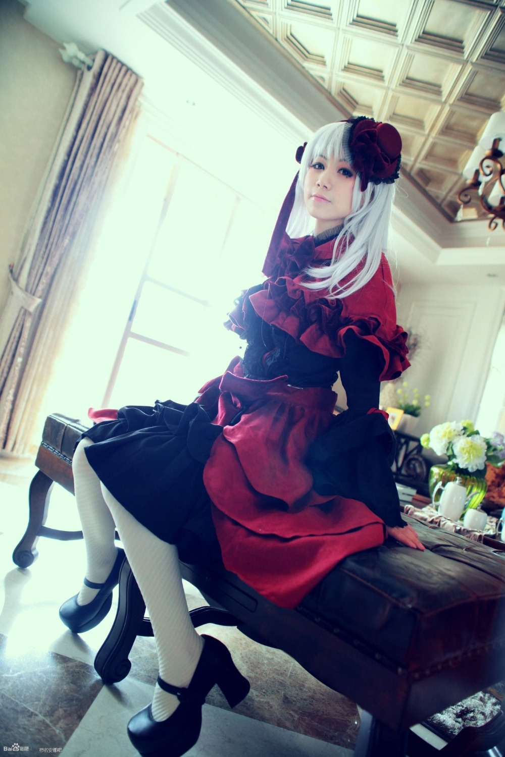 k project cosplay Anna