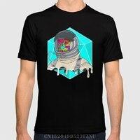 2017 Sale Men T Shirt Psychonaut Light Short O Neck Print Cotton 3d Tees Homme Clothing