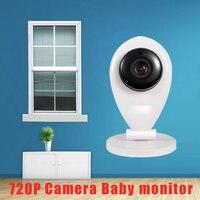 (1 PZ) Shipp libero SP009 Wireless MINI Macchina Fotografica 720 P HD IP Camera Baby anziani Monitor di Sorveglianza Macchina Fotografica WIFI Casa Intelligente CMOS