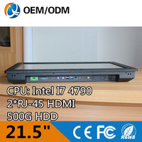 Latest Computer Models 21 5 Inch Touch Screen Tablet Pc With Intel I7 4790