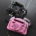 Women Messenger Bags Bolsos Mujer Designer Handbags High Quality Tote Bag PU Leather Handbags Women Shoulder Bag Cartoon Clothes