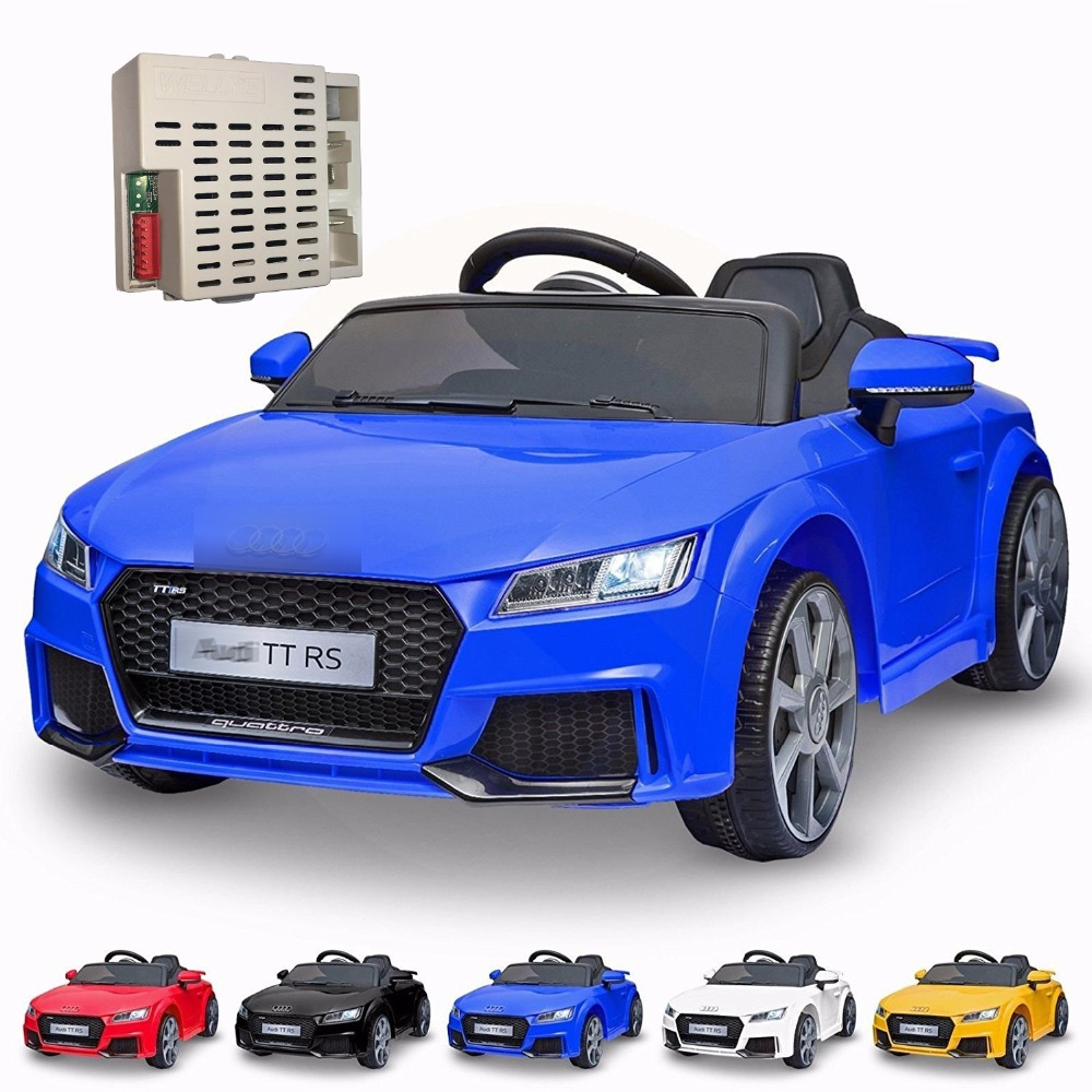 Wellye Kids Electric Ride On Car Parts 2 4g Bluetooth Remote