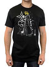 The Nobody T-Shirt Kingdom Hearts Mens Gaming Tee Shirt TopStreetwear Funny Print Clothing Hip-Tope Mans Tops Tees