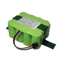 Battery Ni MH 3500mAh Vacuum Cleaner Cleaner Robot for KV8 XR210 XR510 XR210A XR210B XR210C XR510A XR510B XR510C XR510D