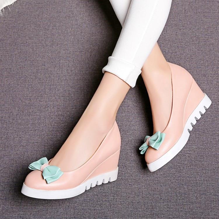 Wide Platform Heels Promotion-Shop for Promotional Wide Platform ...