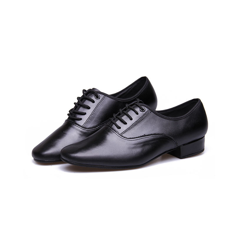 Hommes grande taille chaussures de danse latine salle de bal Tango chaussures de danse véritable en cuir de vache Salsa chaussures de danse en caoutchouc baskets hommes chaussures de Sport