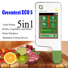 Greentest ECO 5 Food Nitrate concentration meter TDS Tester rapid analyzer Fruit and vegetable meat food nitrate tester недорого