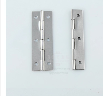 Bon Hardware Supplies Hinges Furniture Accessories Jewelry Boxes Hinge Furniture  Fittings Stainless Steel Hinge 59mm*20m