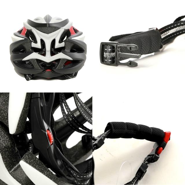 Pmt capacete de bicicleta ultraleve integralmente moldado mtb estrada capacetes ciclismo capacete caschi 6
