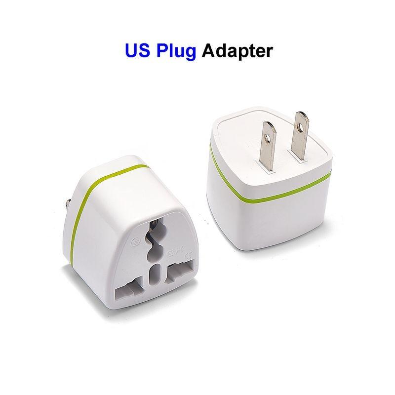 universal us japan plug adapter au uk eu to jp china. Black Bedroom Furniture Sets. Home Design Ideas