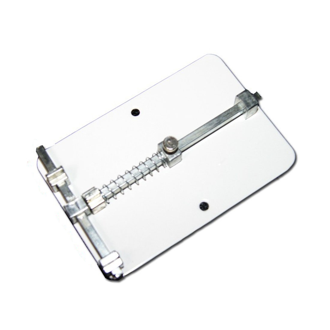 8*12cm Fixture Cell Phone Board Repair Fixture PCB Holder Work Station Platform Fixed Support Clamp Steel PCB Board Soldering