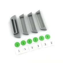 купить Body Battery Charging Port Dust-proof Protective Cover Prevent Short Circuit Plug Protector For DJI Mavic 2 Pro/Zoom Drone по цене 66.43 рублей