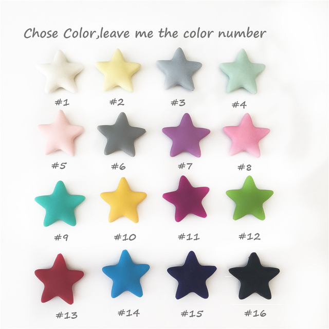 38mm-Star-Shape-Baby-Silicone-Teether-Beads-50PCS-Molar-DIY-Pacifier-Chain-Pendent-Necklace-Molar-Nursing.jpg_640x640 (1)