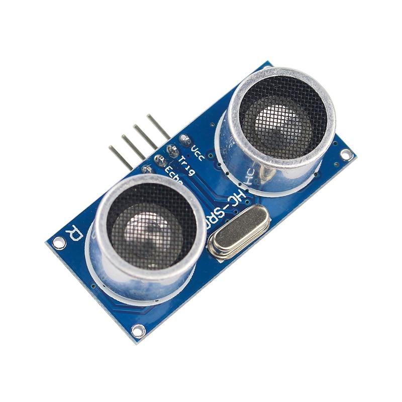 HCSR04 Ultrasonic Wave Detector Ranging Module HC-SR04 HC SR04 Distance Sensor For  RC Car Robot