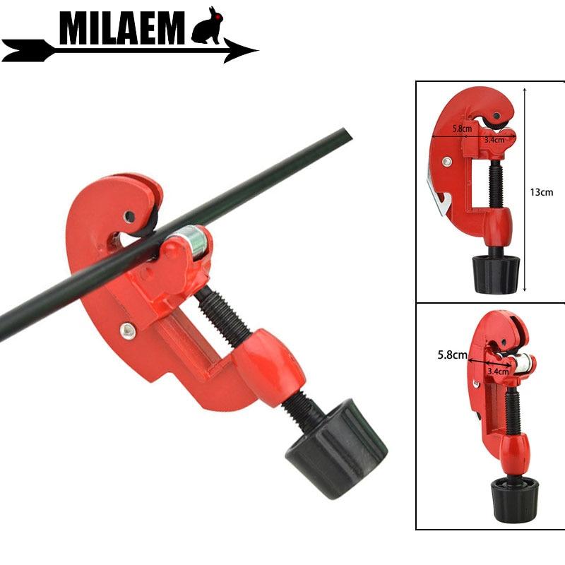 1pc Archery Arrow Cutter Mini Cut off Saw Trimmer 3-28mm Cutting Tool Cut Carbon / Fiberglass Arrow Shooting Outdoor Accessories(China)