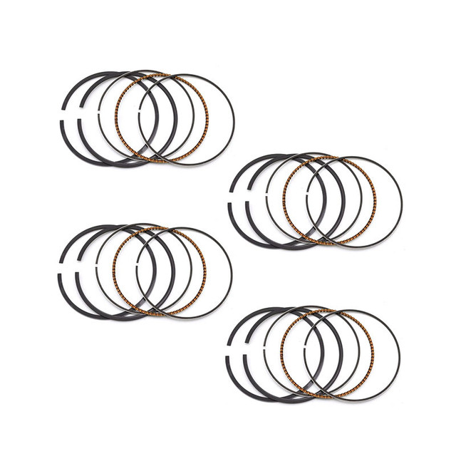 Motorcycle Engine parts  STD Bore Size 67mm piston rings For Honda CB750 CB 750 NIGHTHAWK NAS750M RC39  RC42 MW3