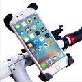 Antideslizante Del Sostenedor Del Teléfono 360 Grados de Rotación Universal Para Bicicleta Manillar de La Motocicleta Clip de Teléfono Soporte de Montaje de Soporte para