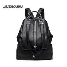 Лидер продаж из натуральной кожи Для женщин рюкзак модные корейские уникальный известный дизайнер путешествия рюкзак Повседневное Рюкзак Девушка Сумка