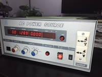 High Precision AC Power High Voltage Inverter 1000VA Variable Frequency 1000W AC Power Source Supply Conversion PS6101