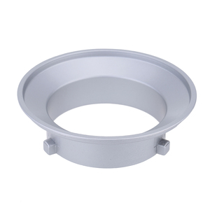 Image 1 - Godox SA 01 BW Bowen Mounts Adapter Ring 144mm Diameter Mounting Flange Ring Adapter for Flash Accessories Fits for Bowens
