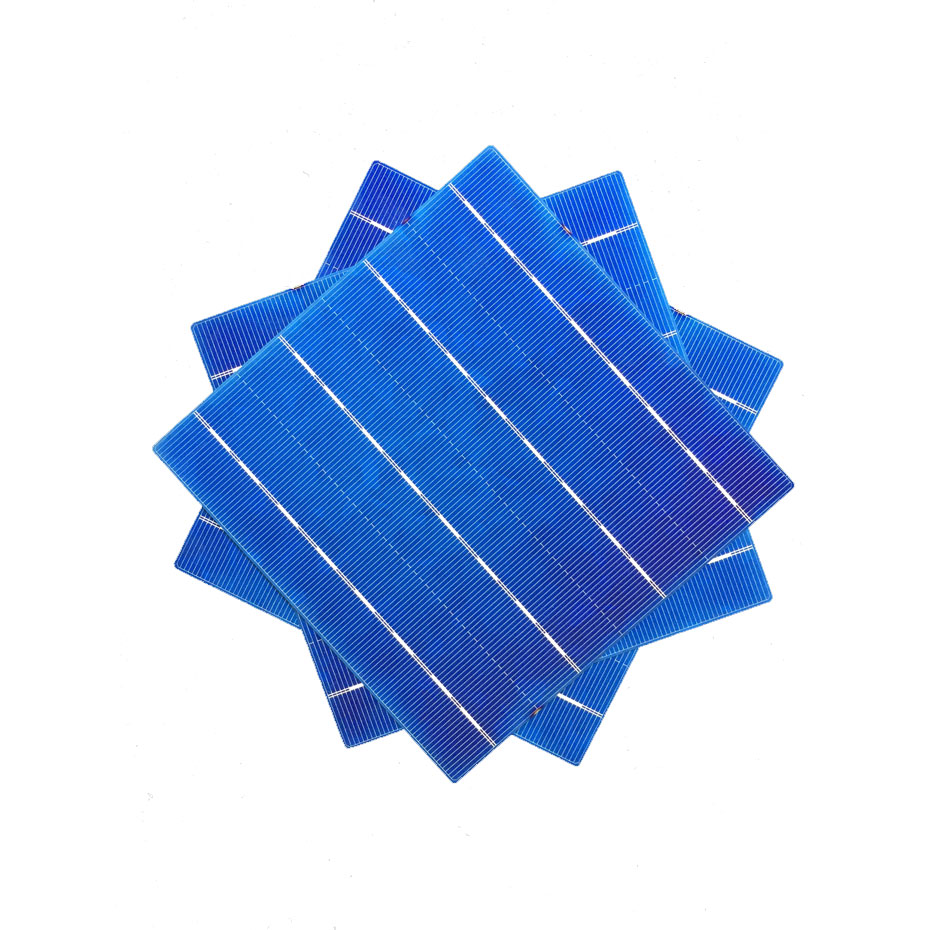 Image 2 - 30PCS 4.5W high efficiency paneles solares  Polycrystalline Silicon Solar cells A Grade for DIY 135W solar panel solar charger-in Solar Cells from Consumer Electronics