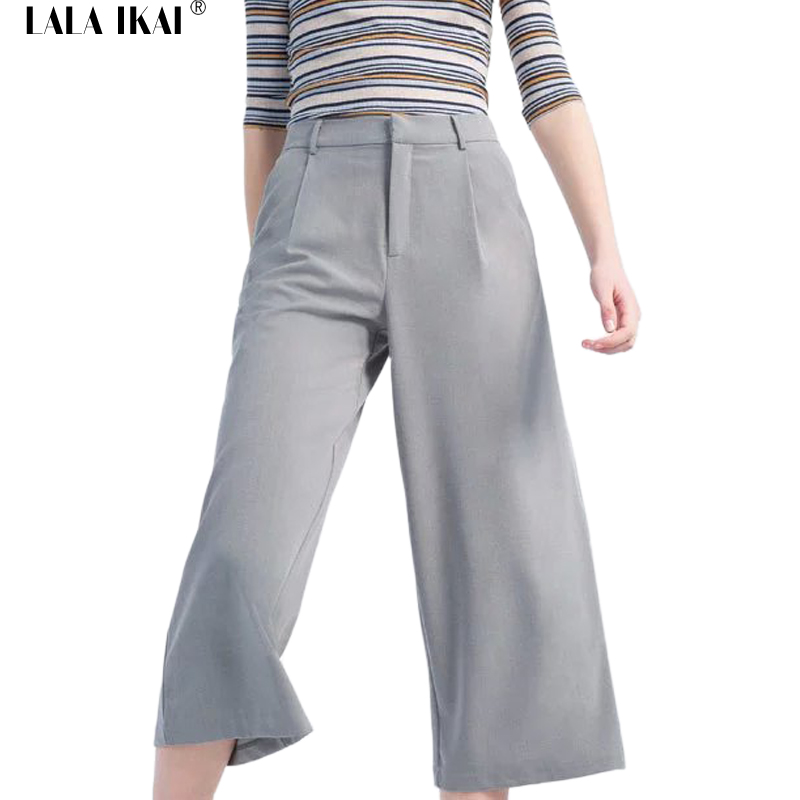 Online Buy Wholesale ladies grey trousers from China ladies grey ...
