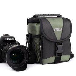 2018 Digital Camera Bag For Fujifilm X100F X-T20 X-T2 Olympus OM-D E-M10 Mark II III F Xiaomi Yi M1 4k Shoulder Camera Case