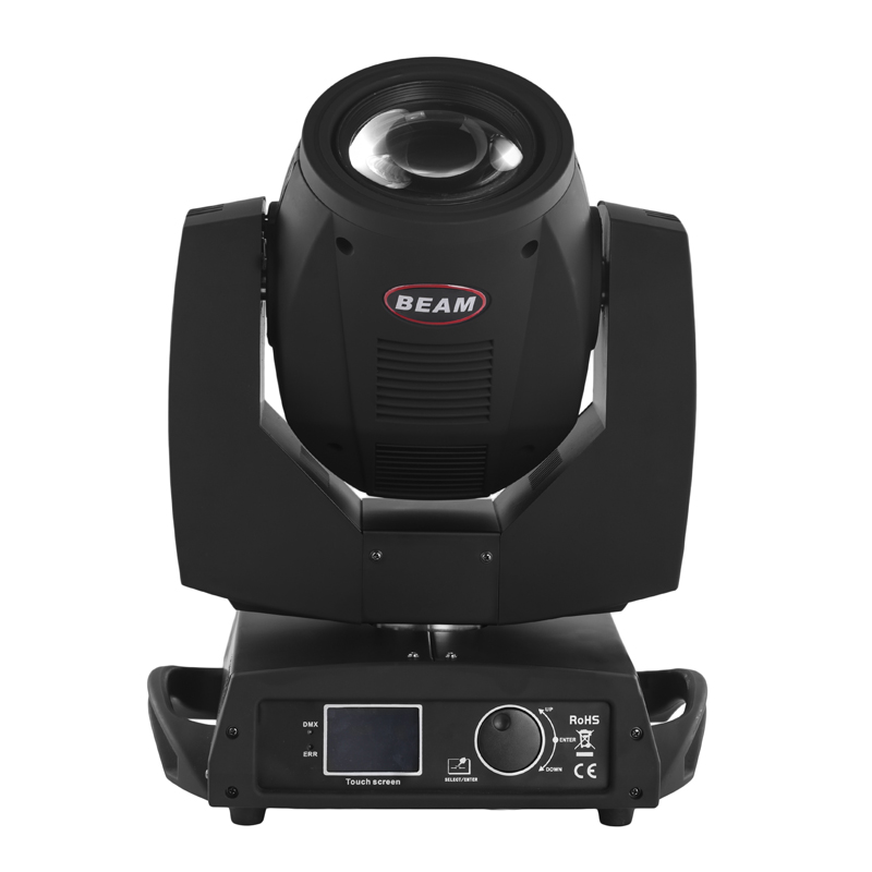 RASHA UK STOCK 230W 7R Sharpy Beam Light Stage Moving Head Beam Light For Stage Event Club Party 14 Gobos Quite Fan Motor No Tax