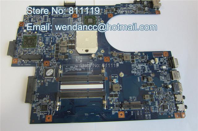 Placa madre del ordenador portátil sin VGA CHIPSET JE70-DN MB 7551 ASPIRE 7551 7551G 48.4HP01.011 JE70-DN MB 09929-1 NV73A 100% PROBADO