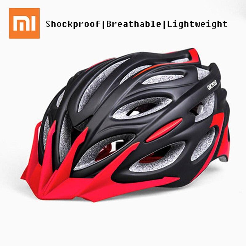 100% Wahr Xiaomi Mijia Qicycle Kevlar Sport Helm Erdbeben Schutz Leichte Abnehmbare Helm Für Fahrrad Roller