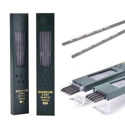 10Pcs/box 2mm 2B HB Creative Black 2.0mm Mechanical Pencil Lead Refill Office School Supplies Student Papelaria