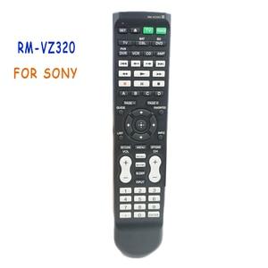 Image 1 - Kullanılan Orijinal RM VZ320 SONY Için Uzaktan Kumanda TV DVD BD DVR OYNATıCı 7 Cihazı Fonksiyonu RMVZ320 RM VLZ620 KOMUTANı Fernbedienung