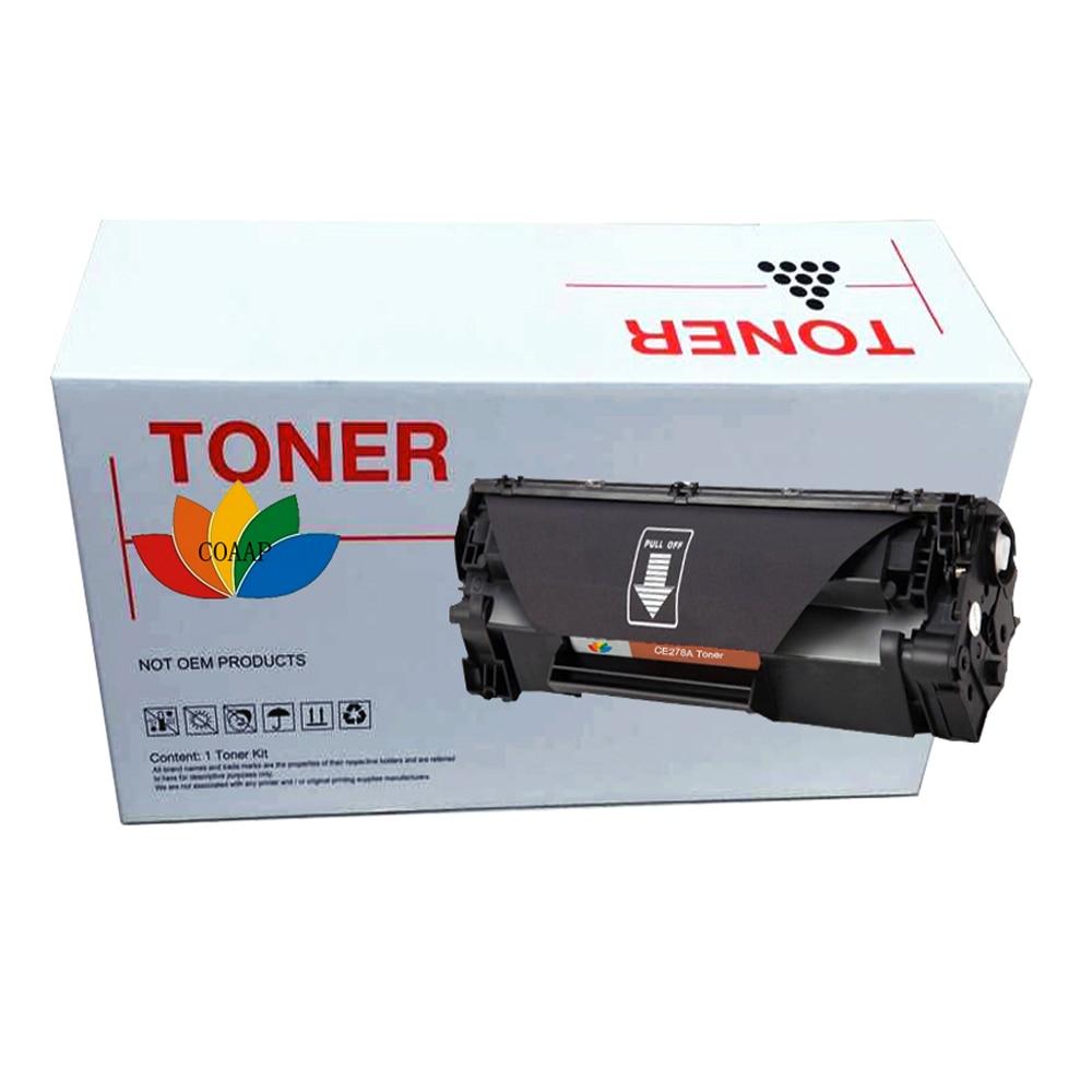 Hp278a 78A CE278A 278 278a Compatible Toner for hp435a for HP Laserjet 1566 1606 1536 1536dnf Printing ce278a toner cartridge for hp laserjet