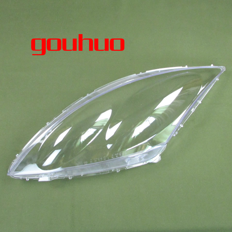 цена на for Great Wall hover H5 European Wind version front Headlight shell Headlight lamp shade Transparent cover 2pcs