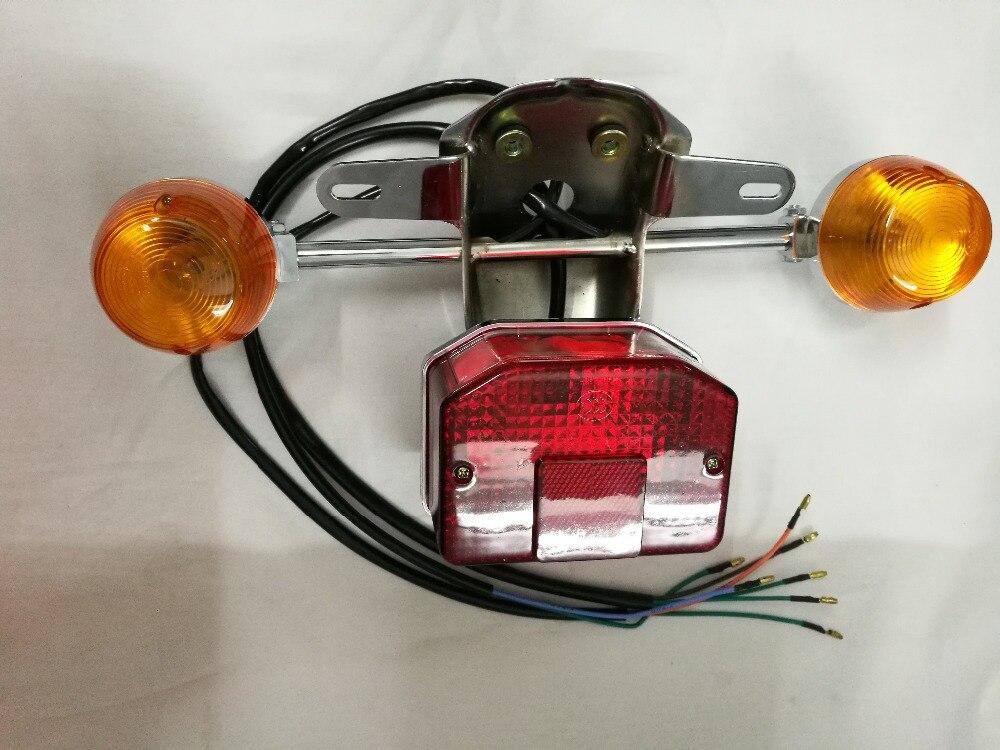 NOVÁ sestava koncových brzdových světel CM150