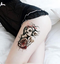 Buy Gothic Tattoo And Get Free Shipping On Aliexpress Com