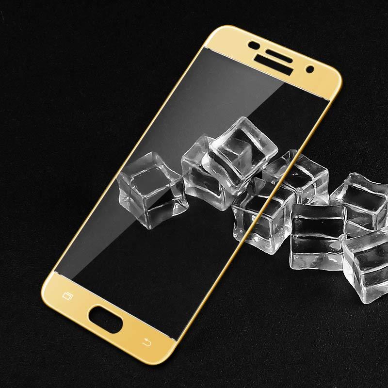Untuk Samsung Galaxy A5 2017 tempered kaca Imak Fullscreen film - Aksesori dan suku cadang ponsel - Foto 6